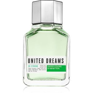 Benetton United Dreams for him Be Strong toaletní voda pro muže 100 ml