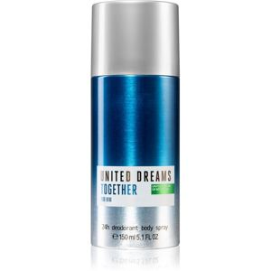 Benetton United Dreams for him Together deospray pro muže 150 ml