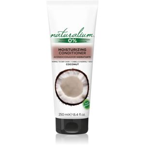 Naturalium Fruit Pleasure Coconut hydratační a uhlazující kondicionér 250 ml