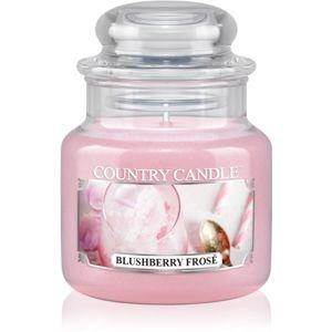 Country Candle Blushberry Frosé vonná svíčka 104 g