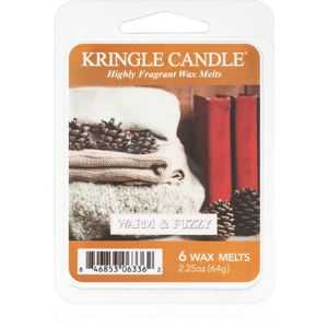 Kringle Candle Warm & Fuzzy vosk do aromalampy 64 g