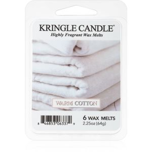 Kringle Candle Warm Cotton vosk do aromalampy 64 g