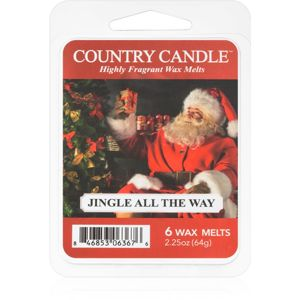 Country Candle Jingle All The Way vosk do aromalampy 64 g