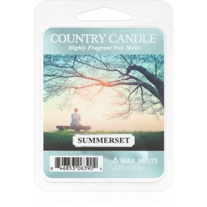 Country Candle Summerset vosk do aromalampy 64 g