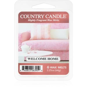 Country Candle Welcome Home vosk do aromalampy 64 g