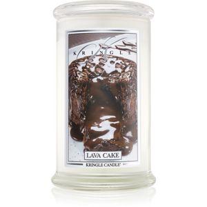 Kringle Candle Lava Cake vonná svíčka 624 g