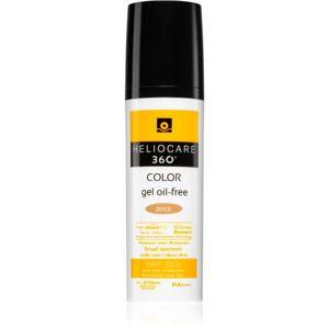 Heliocare 360° tónující ochranný gel SPF 50+ odstín Beige 50 ml