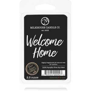 Milkhouse Candle Co. Creamery Welcome Home vosk do aromalampy 70 g