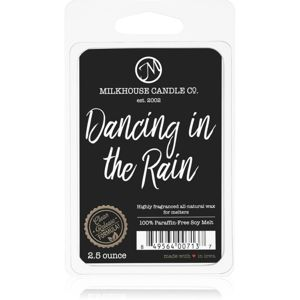 Milkhouse Candle Co. Creamery Dancing in the Rain vosk do aromalampy 70 g