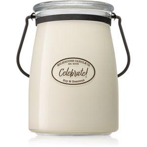 Milkhouse Candle Co. Creamery Celebrate! vonná svíčka Butter Jar 624 g