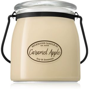 Milkhouse Candle Co. Creamery Caramel Apple vonná svíčka Butter Jar 454 g