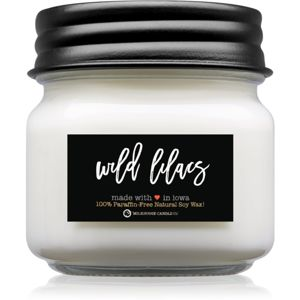 Milkhouse Candle Co. Farmhouse Wild Lilacs vonná svíčka Mason Jar 198 g