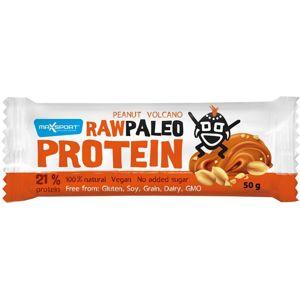 Max Sport Raw Paleo Protein arašídové máslo 50 g