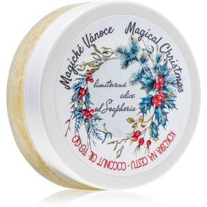 Soaphoria Magical Christmas tělové máslo s regeneračním účinkem 50 ml