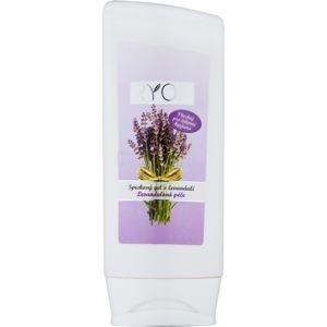 RYOR Lavender Care sprchový gel 200 ml