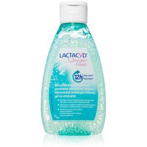 Lactacyd Oxygen Fresh osvěžující čisticí gel na intimní hygienu 200 ml
