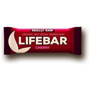 LifeFood Lifebar tyčinka třešňová BIO RAW 47 g