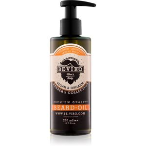 Beviro Men's Only Grapefruit, Cinnamon, Sandal Wood olej na vousy 200 ml