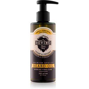 Beviro Men's Only Vanilla, Tonka Beans, Palo Santo olej na vousy 200 ml