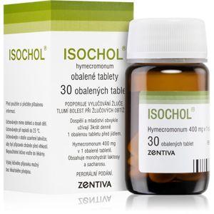 Isochol Isocho 400 mg 30 ks