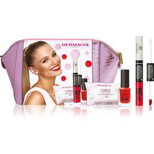 Dermacol 16H Lip Colour dárková sada (pro ženy)