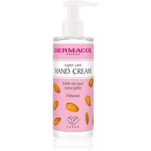 Dermacol Super Care Almond krém na ruce s mandlovým olejem 150 ml
