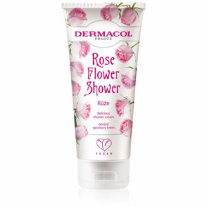 Dermacol Flower Shower Rose sprchový krém 200 ml