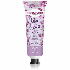 Dermacol Flower Care Lilac krém na ruce 30 ml
