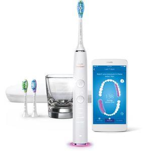 Philips Sonicare 9300 DiamondClean Smart HX9903/03 sonický elektrický zubní kartáček s nabíjecí sklenicí HX9903/03