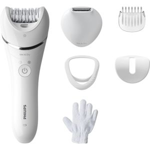 Philips Epilator Series 8000 BRE715/00 Wet & Dry epilátor BRE715/00