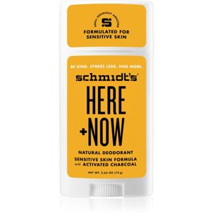 Schmidt's Here + Now by Justin Bieber tuhý deodorant 58 ml