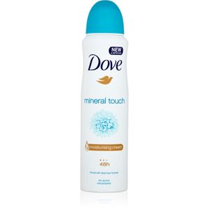 Dove Mineral Touch antiperspirant ve spreji 150 ml