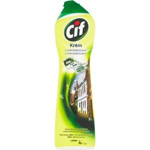Cif Cream Lemon univerzální čistič 500 ml