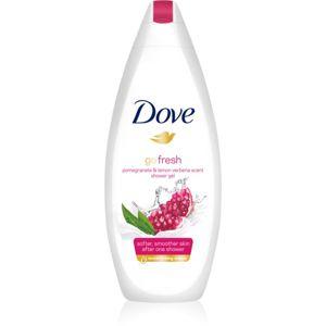 Dove Go Fresh Pomegranate & Lemon Verbena vyživující sprchový gel 250 ml
