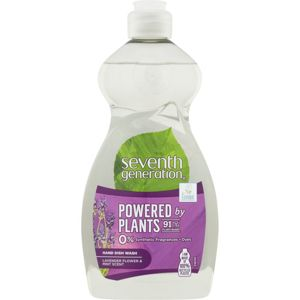 Seventh Generation Powered by Plants Lavender Flower & Mint prostředek na mytí nádobí ECO 500 ml