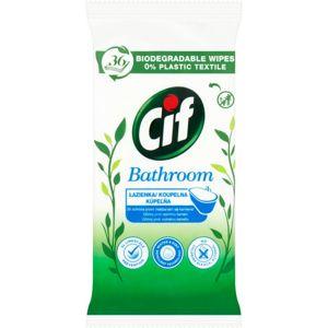 Cif Bathroom čisticí ubrousky 36 ks