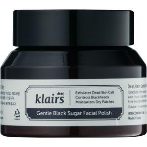 Klairs Gentle Black hydratační pleťový peeling 110 g