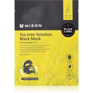 Mizon Tea Tree Solution zklidňující plátýnková maska 25 g