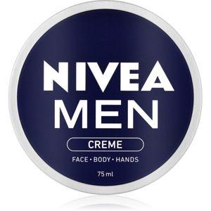 Nivea Men Original univerzální krém na tvář, ruce a tělo 75 ml