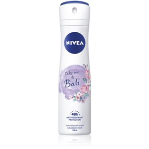 Nivea Take me to Bali antiperspirant ve spreji 150 ml