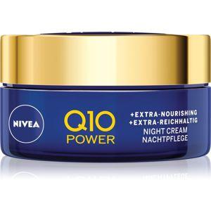 Nivea Q10 Power výživný noční krém 50 ml