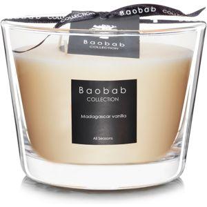 Baobab Madagascar Vanilla vonná svíčka 10 cm