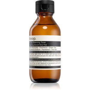 Aēsop Skin B & Tea zklidňující pleťové tonikum 100 ml