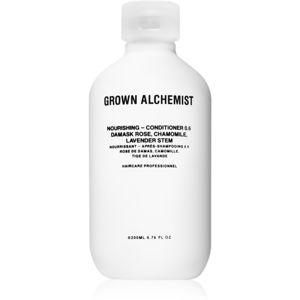 Grown Alchemist Nourishing Conditioner 0.6 hloubkově vyživující kondicionér 200 ml