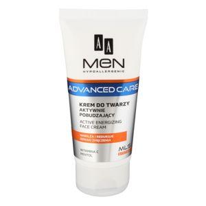 AA Cosmetics Men Advanced Care energizující krém na obličej 75 ml