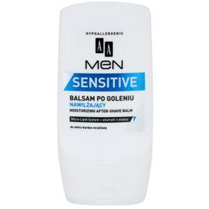 AA Cosmetics Men Sensitive hydratační balzám po holení 100 ml
