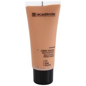 Academie Make-up Multi-Effect tónovací krém pro perfektní pleť odstín 04 Golden 40 ml
