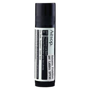 Aēsop Skin ochranný balzám na rty SPF 30 5,5 g