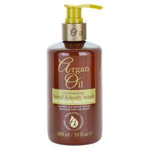 Argan Oil Hydrating Nourishing Cleansing vyživující tekuté mýdlo s arganovým olejem 300 ml