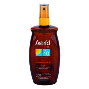 Astrid Sun olej na opalování ve spreji SPF 10 200 ml